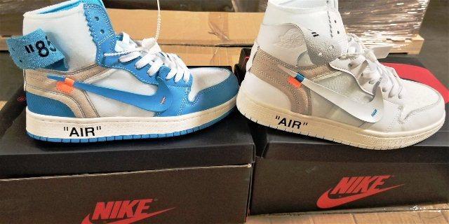 zapatos nike falsos